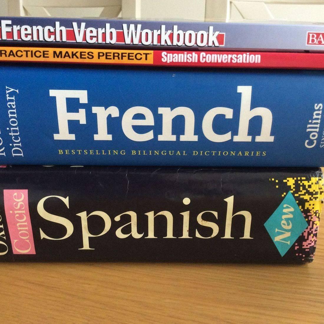 Prepare for language exams
