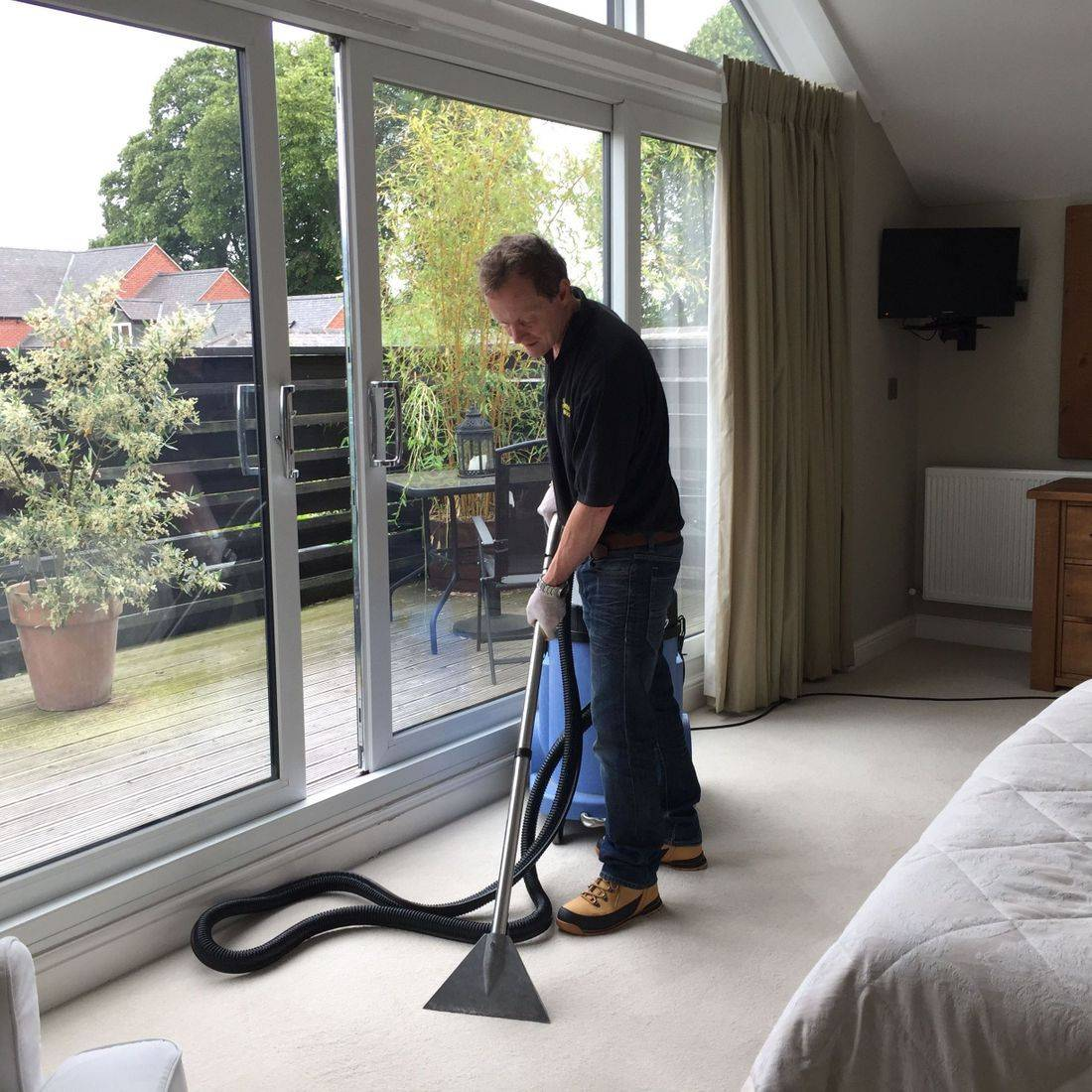 Carpet and Upholstery Cleaning in Leicestershire