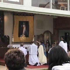 Divine Mercy Pilgrimage