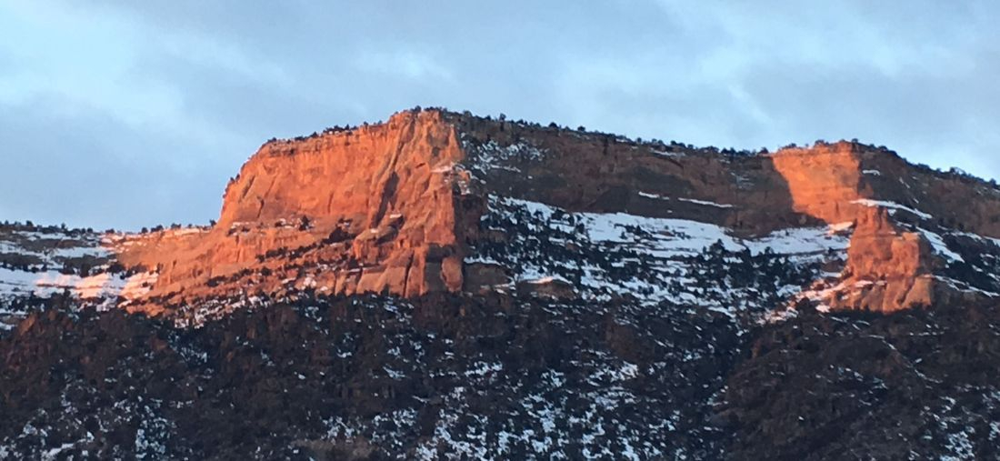 Colorado National Monument,  red bike trail therapy, EMDR, Eye Movement Desensitization Reprocessing
