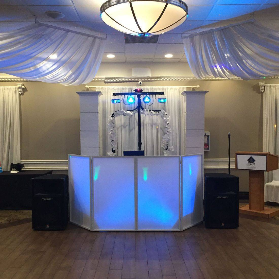 DJ at Marquis Gardens Hamilton - Emerald Ballroom