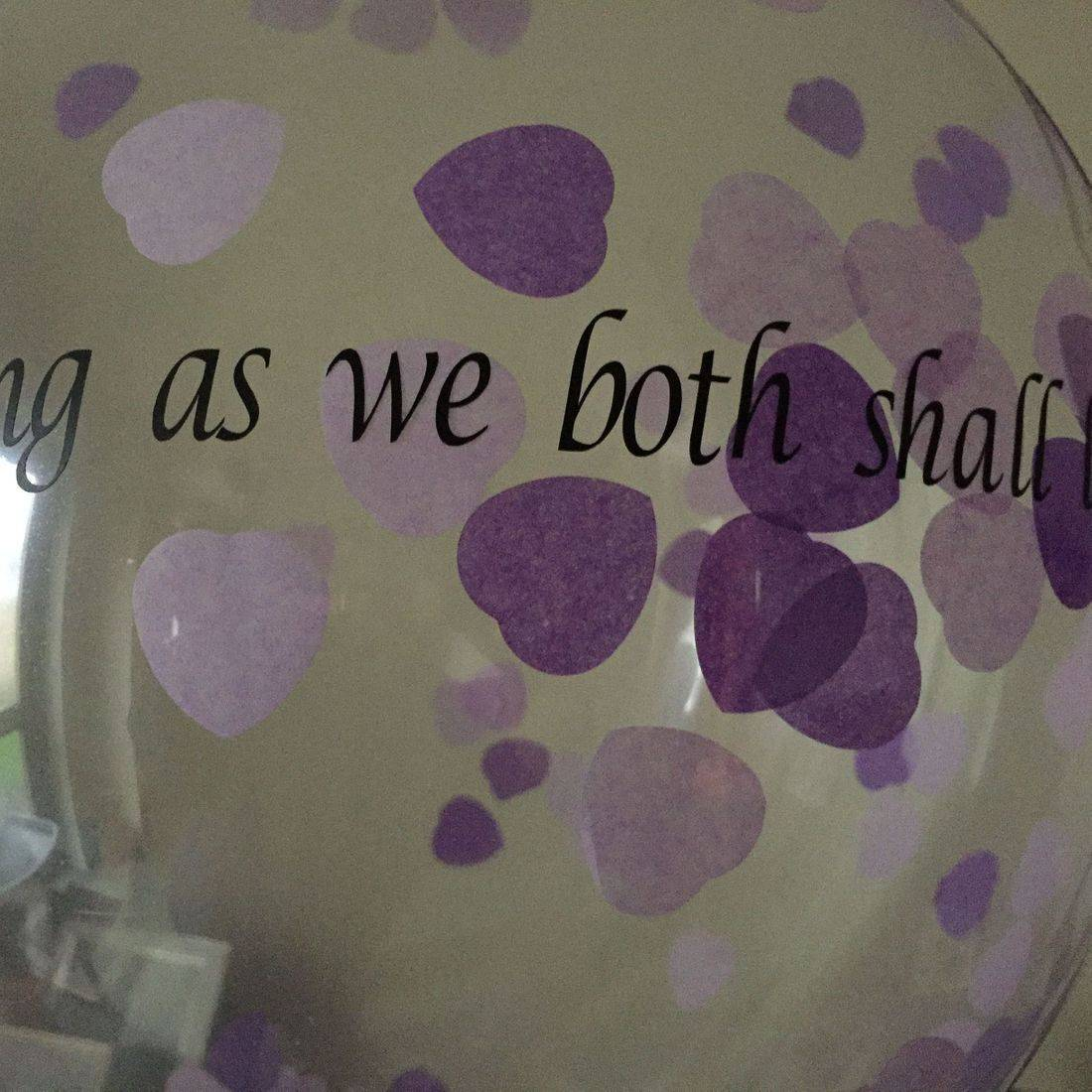 Wedding Balloons from Cornwall