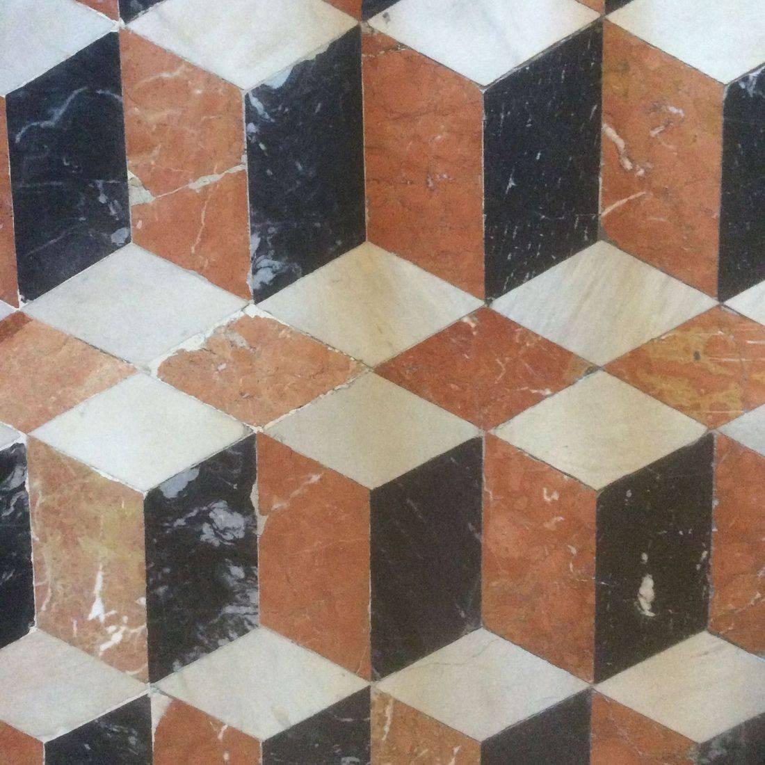 Training and Development image - geometric tiles