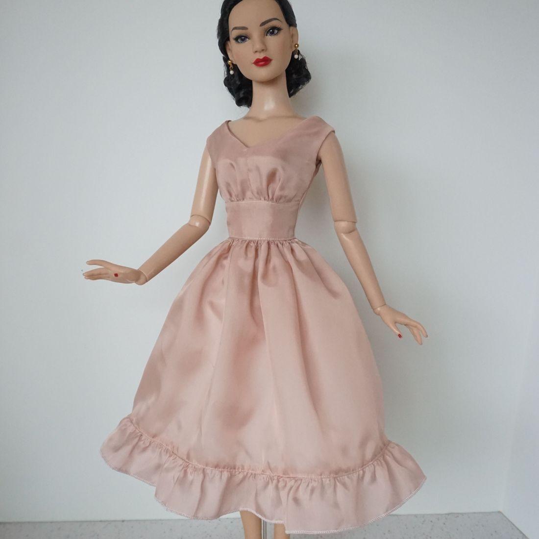 American Model Doll Dress