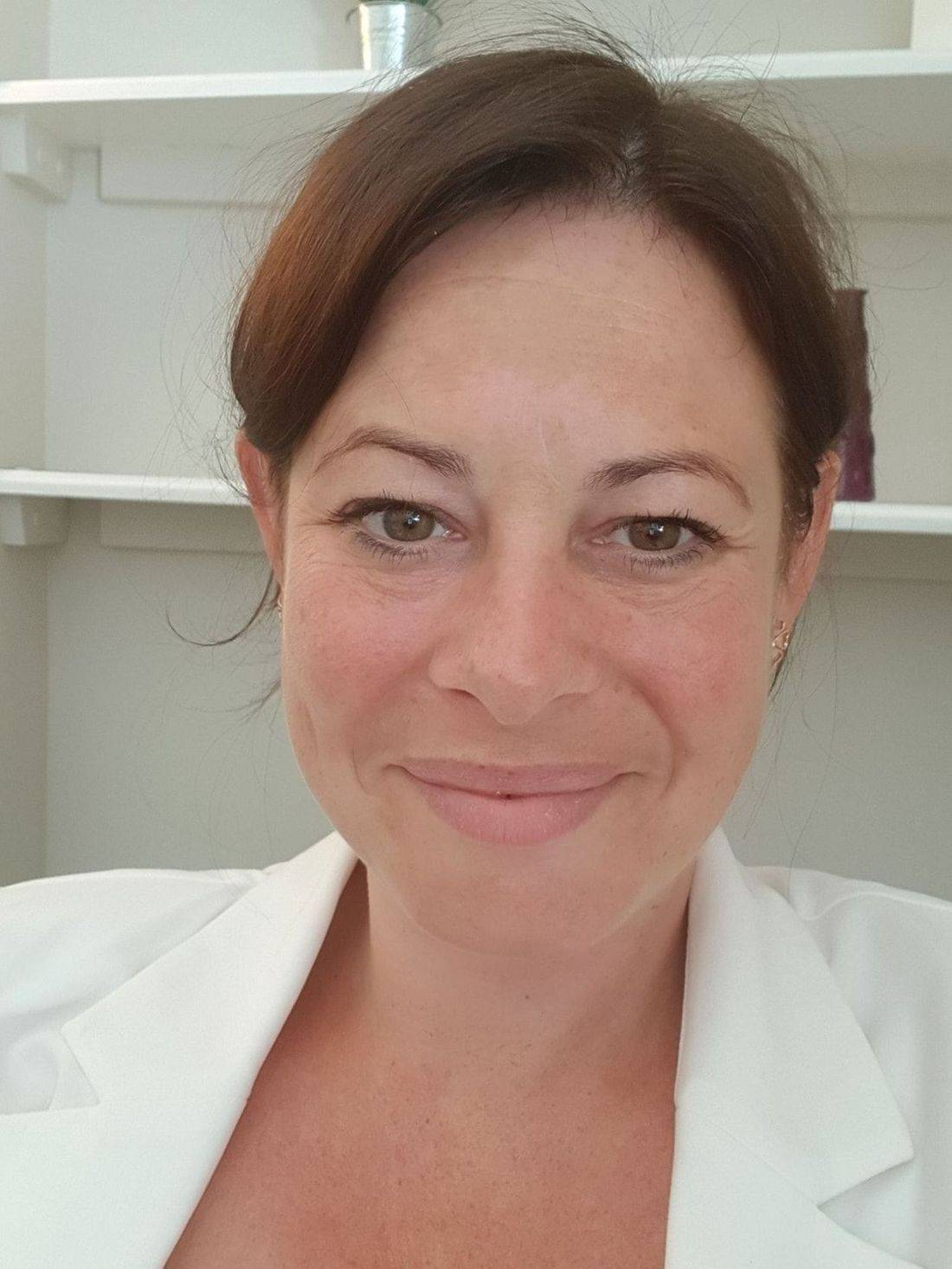 Catherine Parker, owner and therapist of Catherine Parker Therapy, Leeds, West Yorkshire, UK