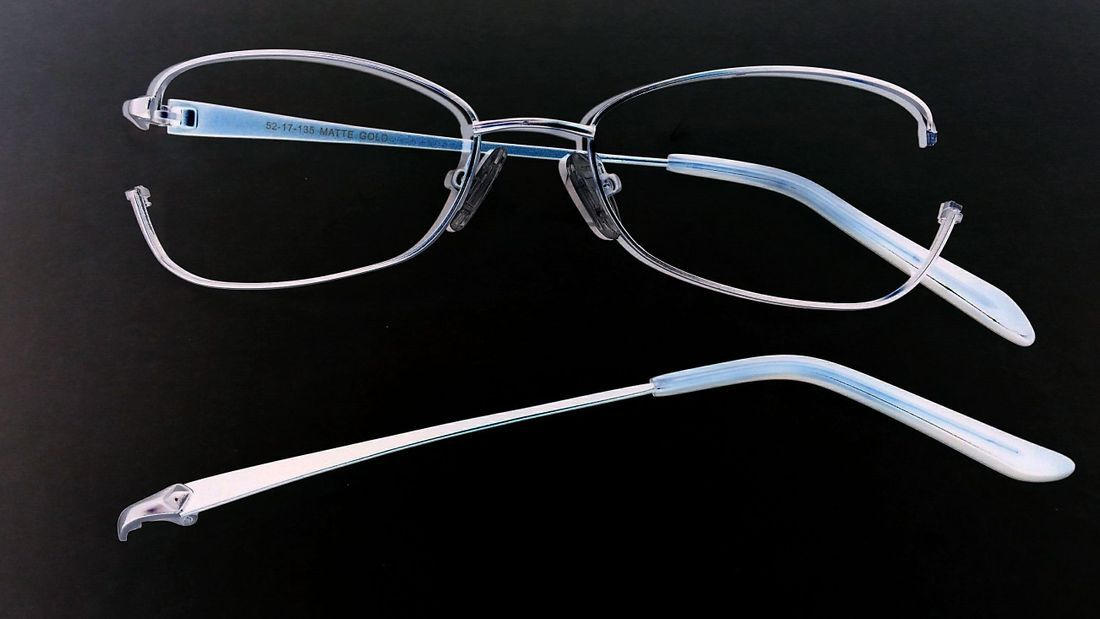 Eyeglass repairs are done professionally at Florida Optical Services