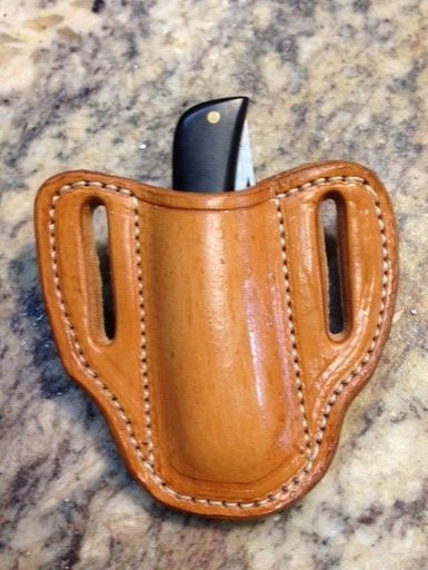 leather sheath sodbuster junior  knives
