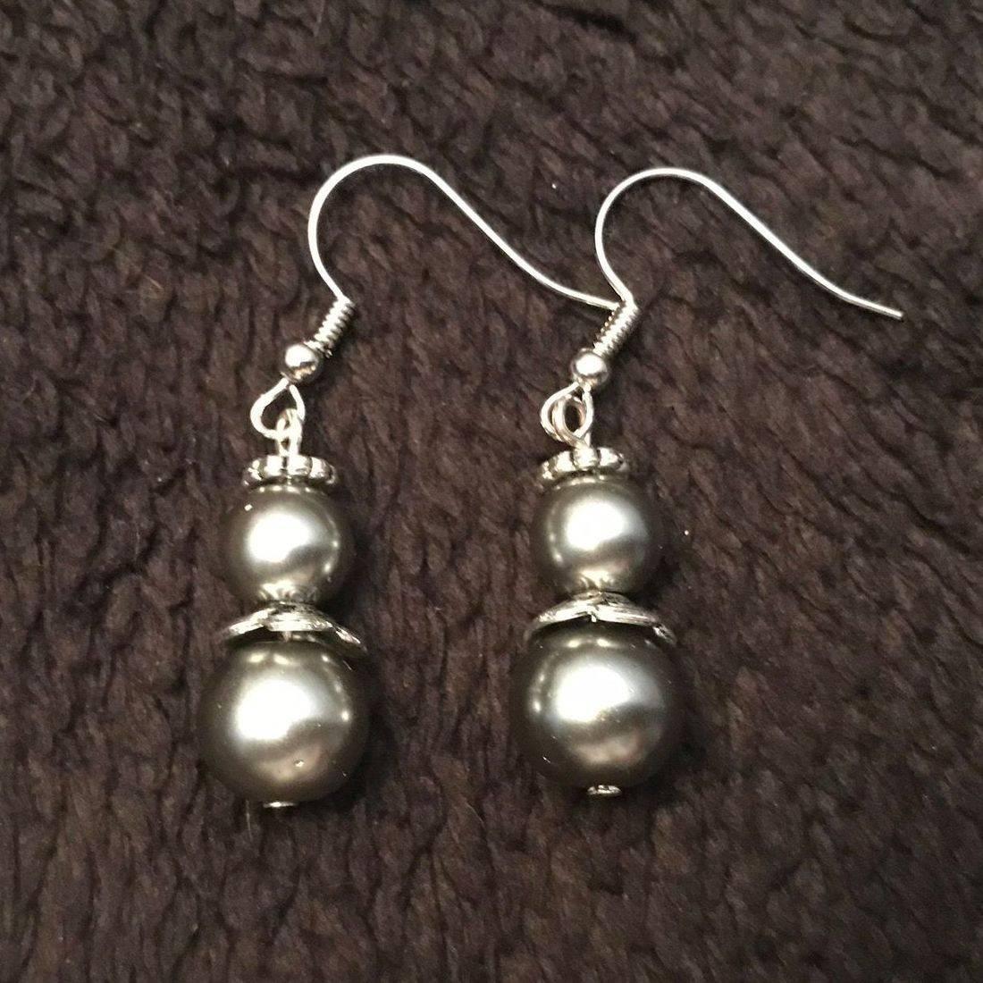 Earrings, Jewelry, Pearl