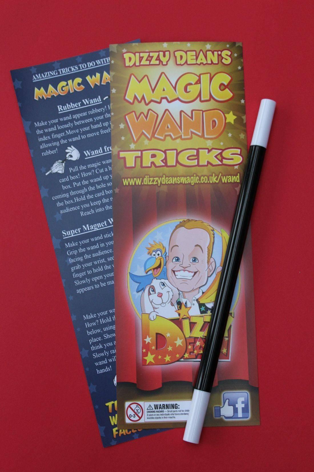 Dizzy Deans Magic Wand Trick