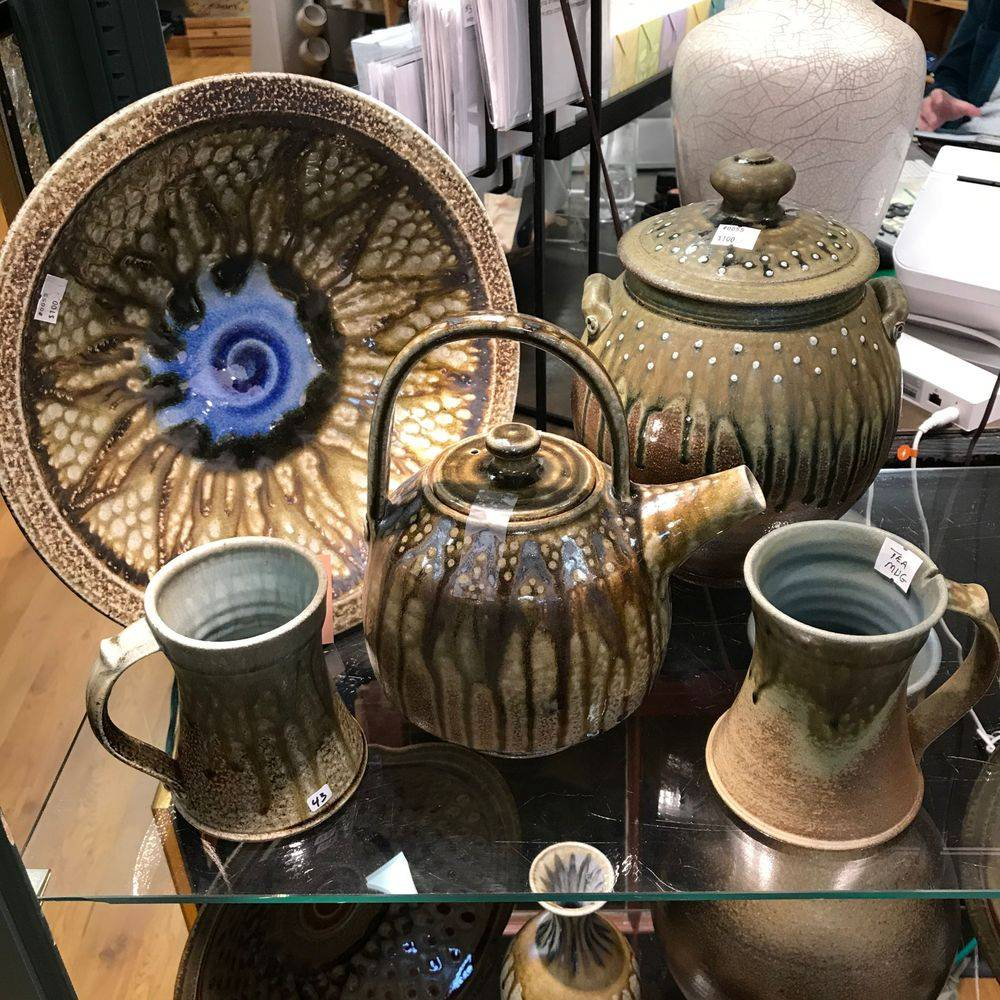 seagrove pottery of cary