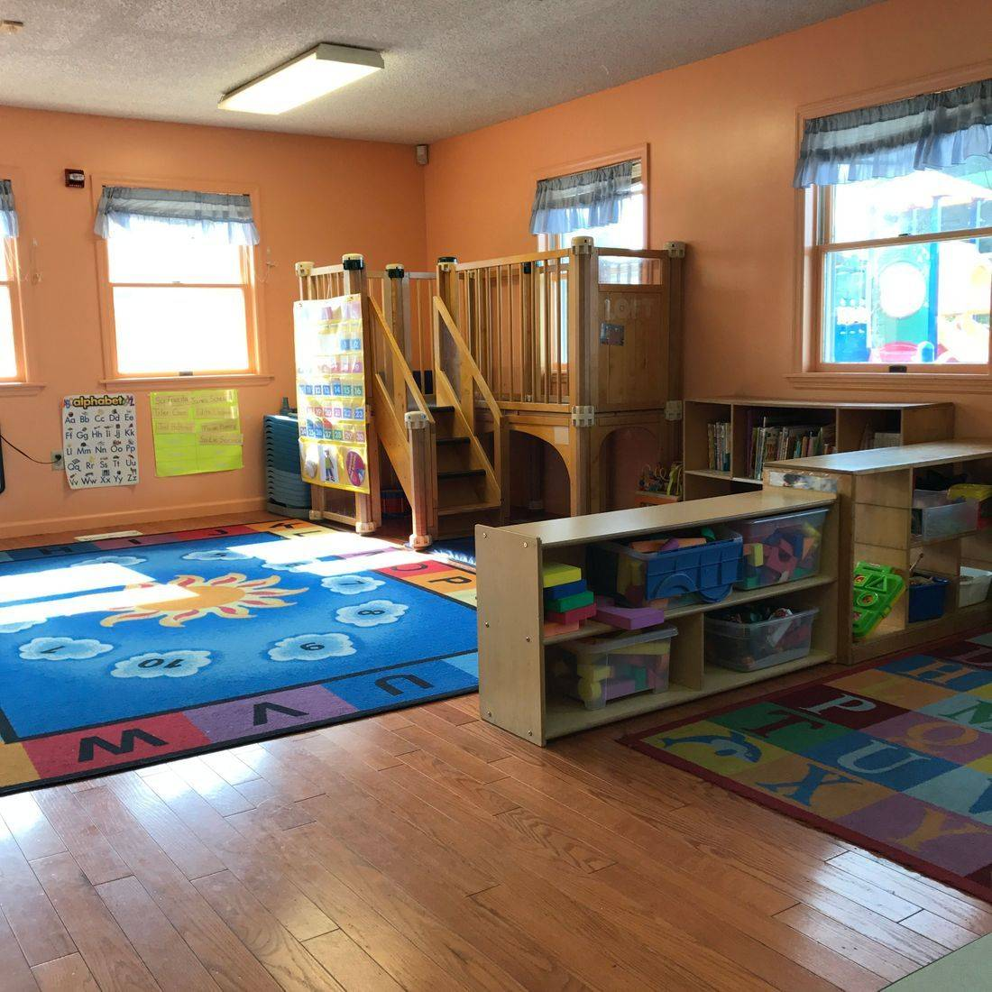 Senior Toddler Room