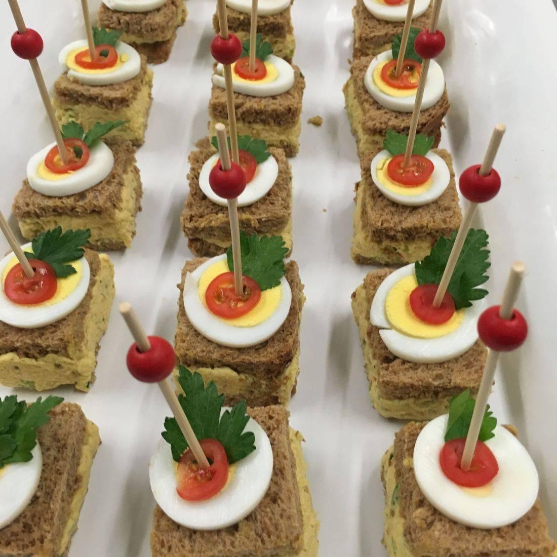 tea sandwich catering seattle
