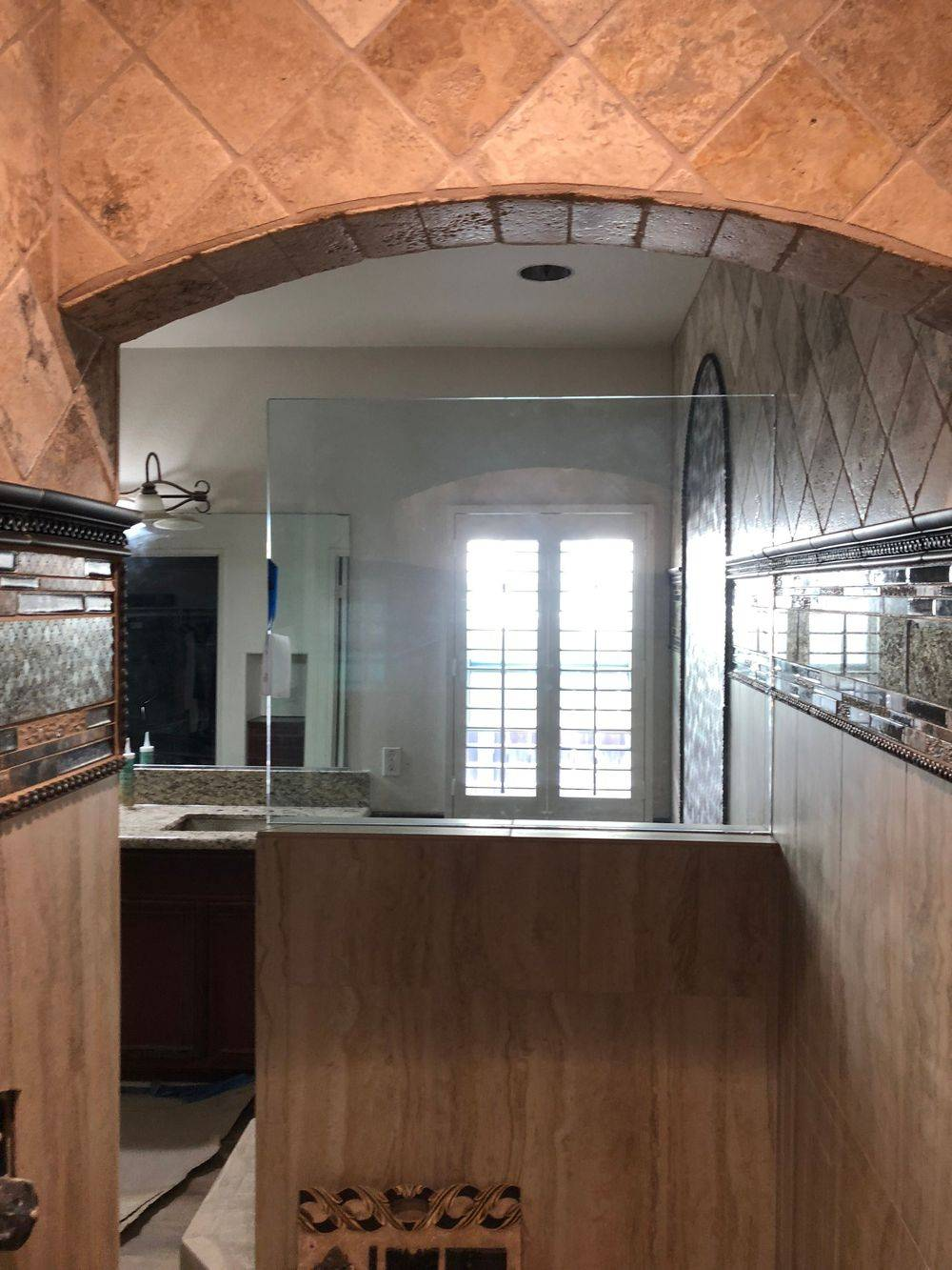 bathroom remodelers, bath remodel, romantic bathroom remodel, bathroom remodel tile