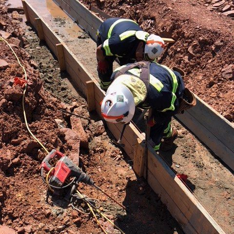 concrete construction | Integrate Ashburn