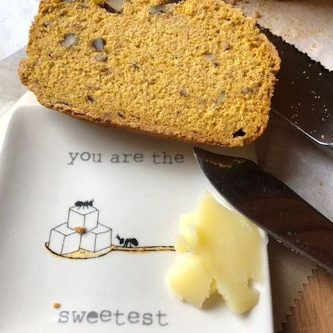 Vegan, GF, DF, Yeast Free bread