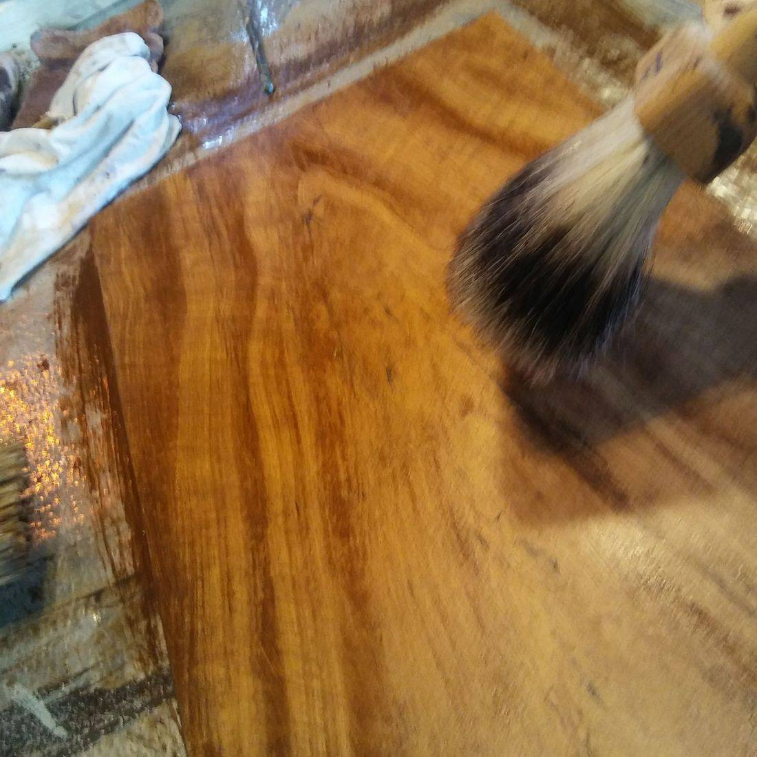wood graining