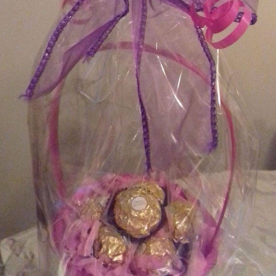 FERRERO ROCHER/BASKET
