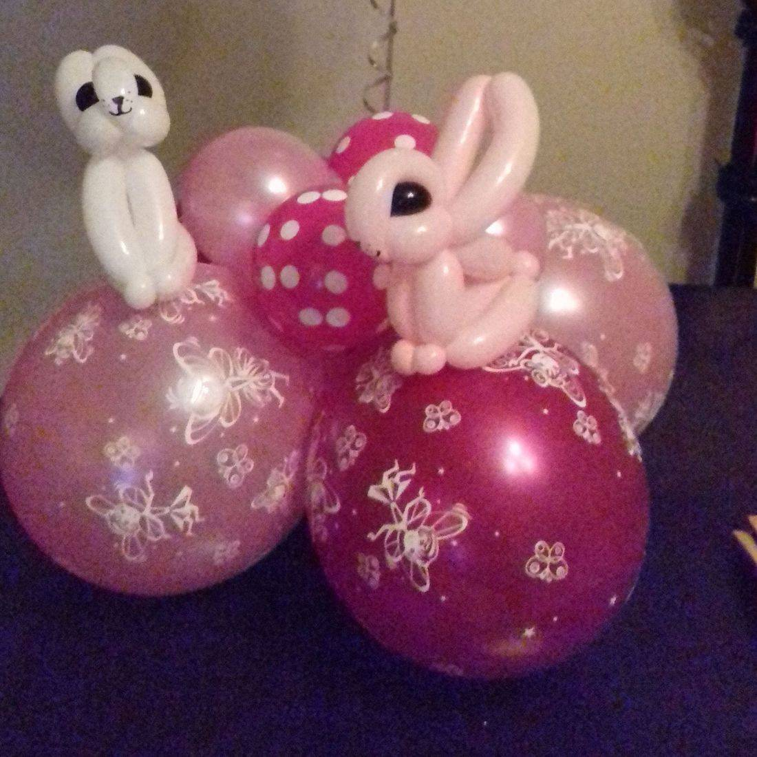 Bespoke balloon designs