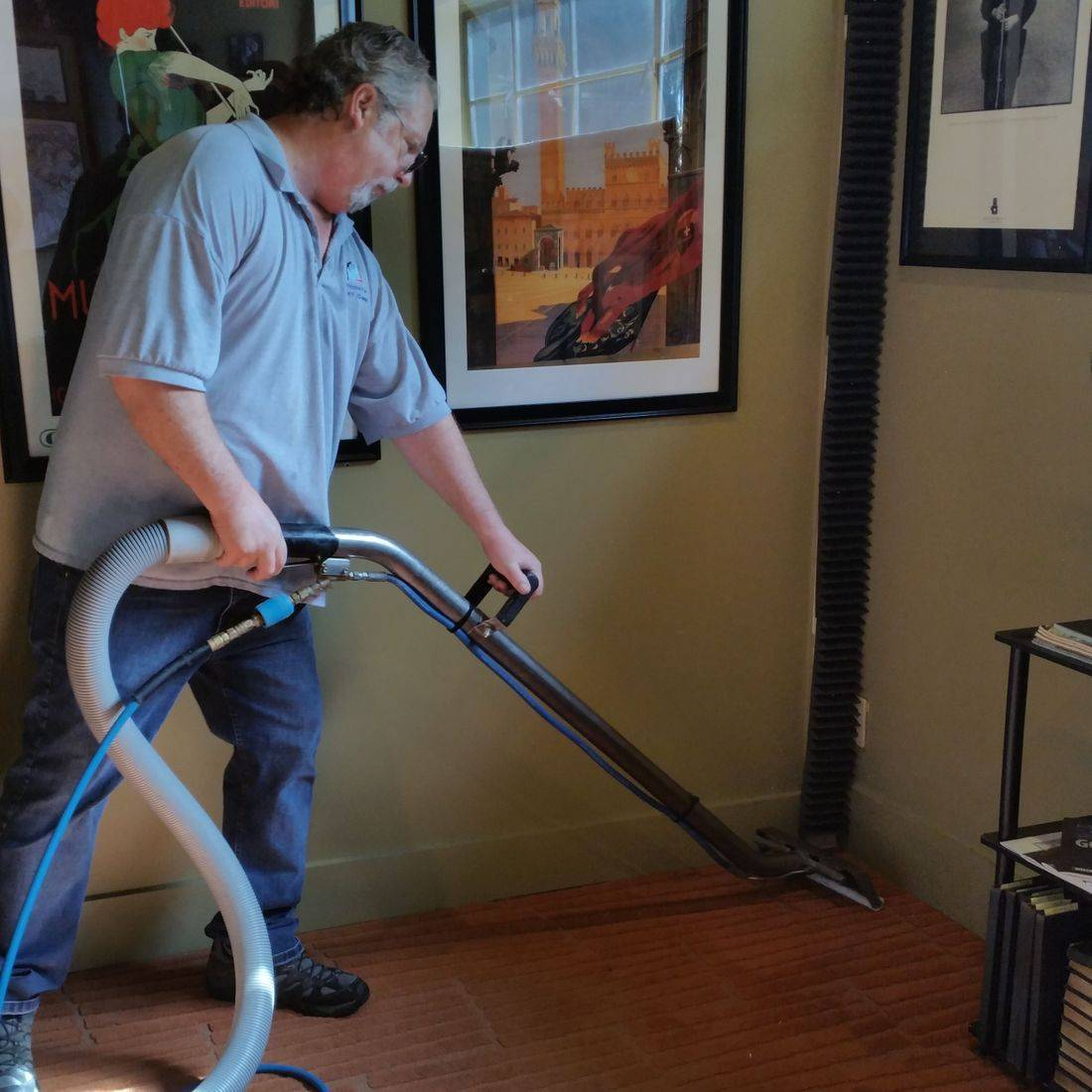 Carpet Steam Cleaning Commercial Modesto CA
