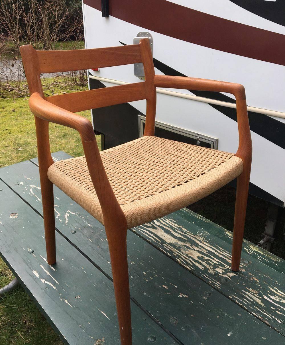 Moller Chair 67