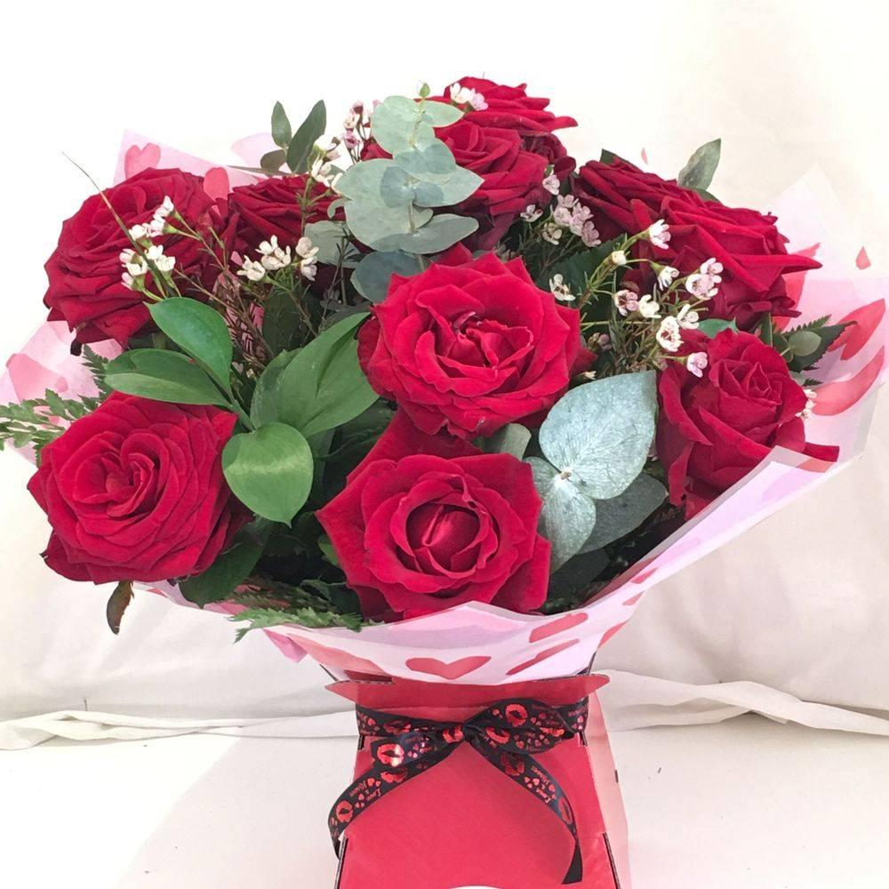 Red RoseBouquet