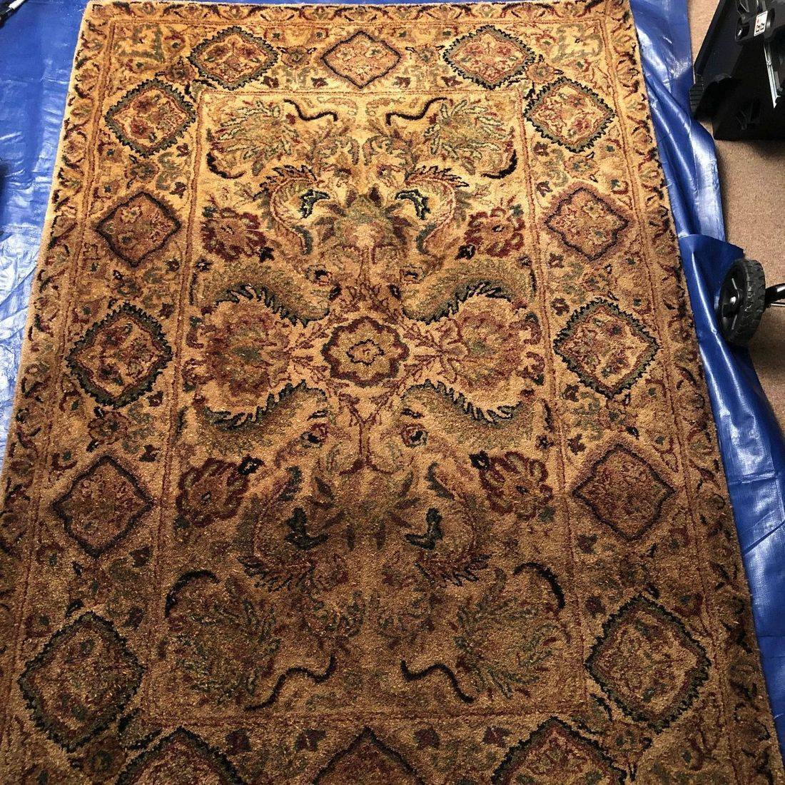 Custom Colour Carpets & Rugs, Carpet Dyeing,  Tea Washing, Over Dyeing, Tinting
