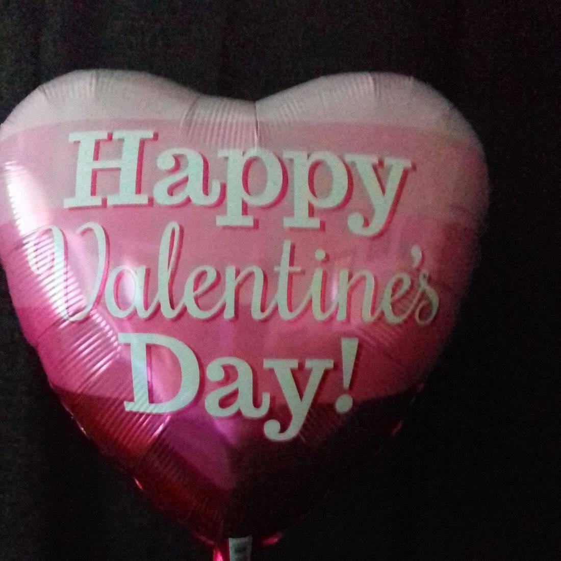 Pink Valentine foil