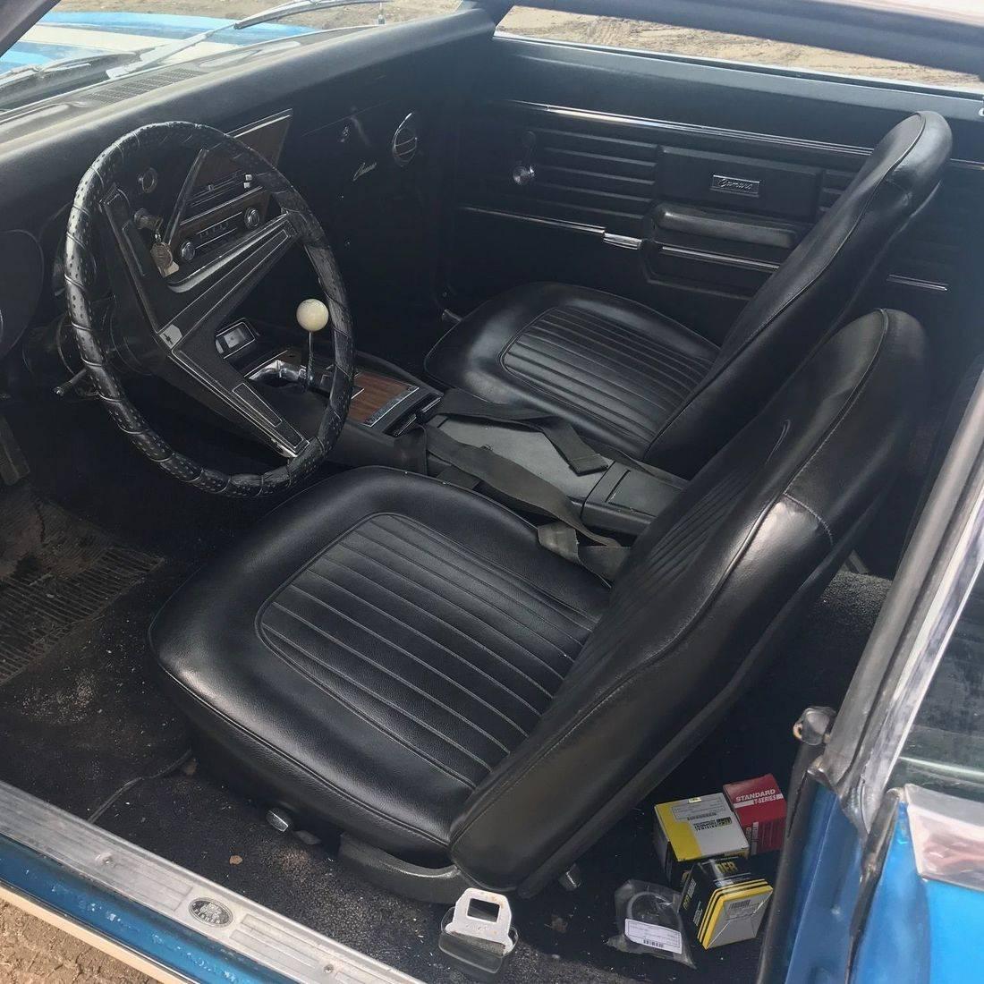 1968 Chevy Camaro Z28