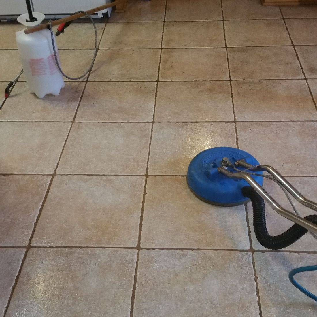 Tile Grout Steam Cleaning Ceres CA
