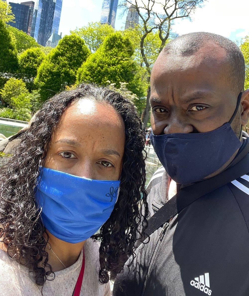 Sam & Imani NYC
