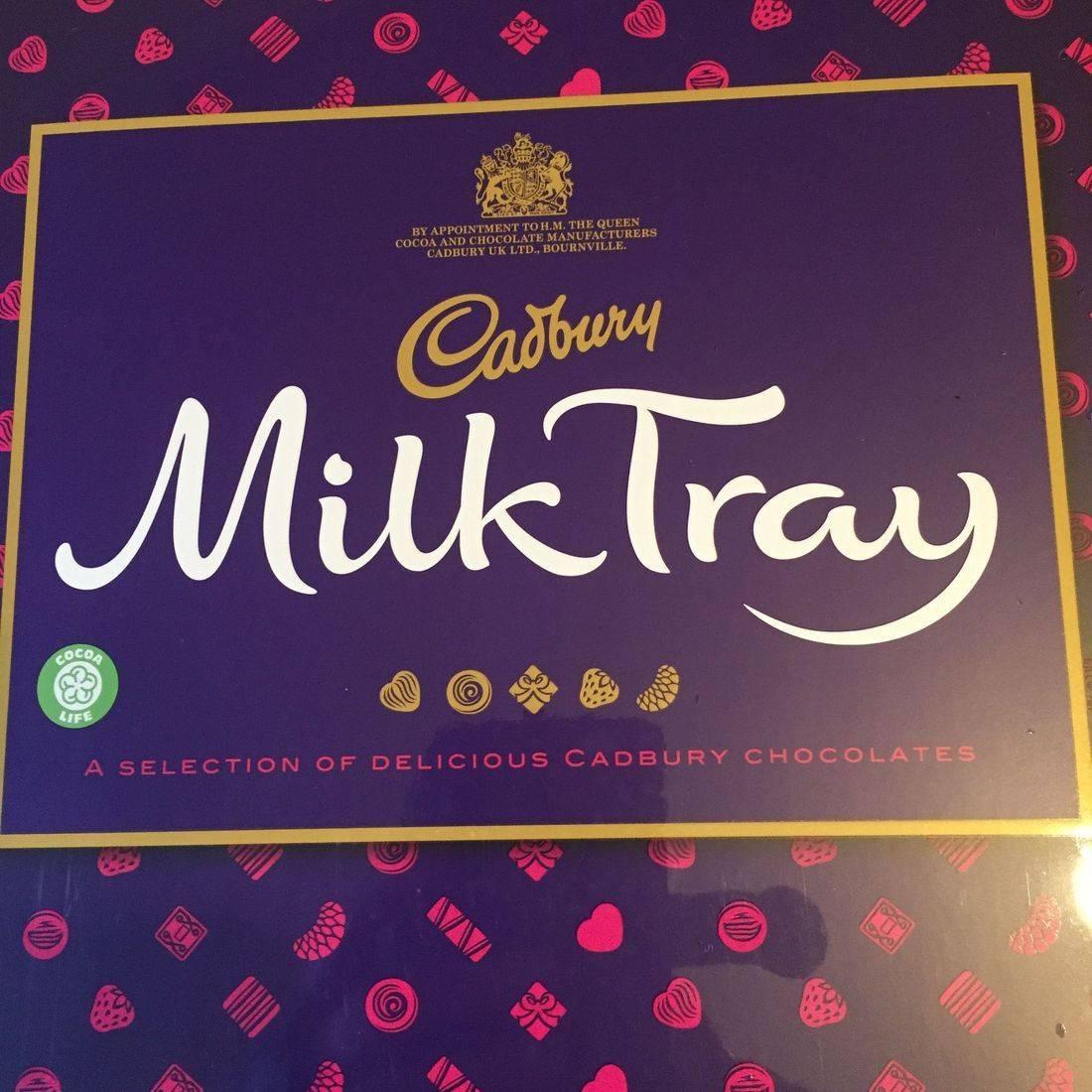 365g box of Milk Tray Chocolates
