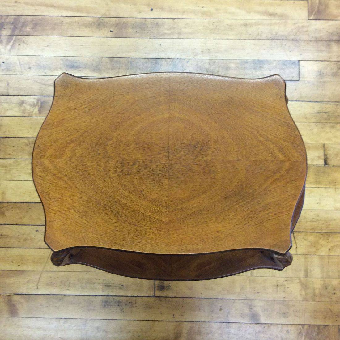 1930's/40's Unique Duncan Phyfe Table Top