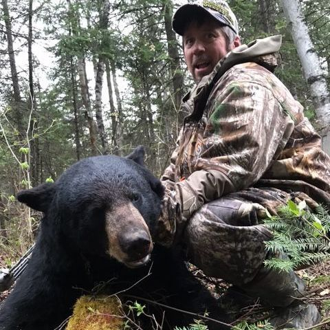 Bear Hunts, Black Bear,  Manitoba