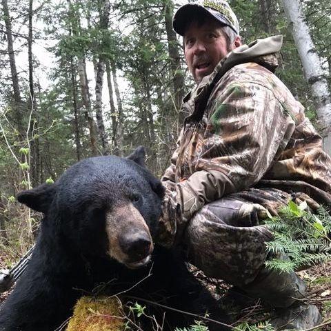 Bear Hunts, Black Bear,  Manitoba