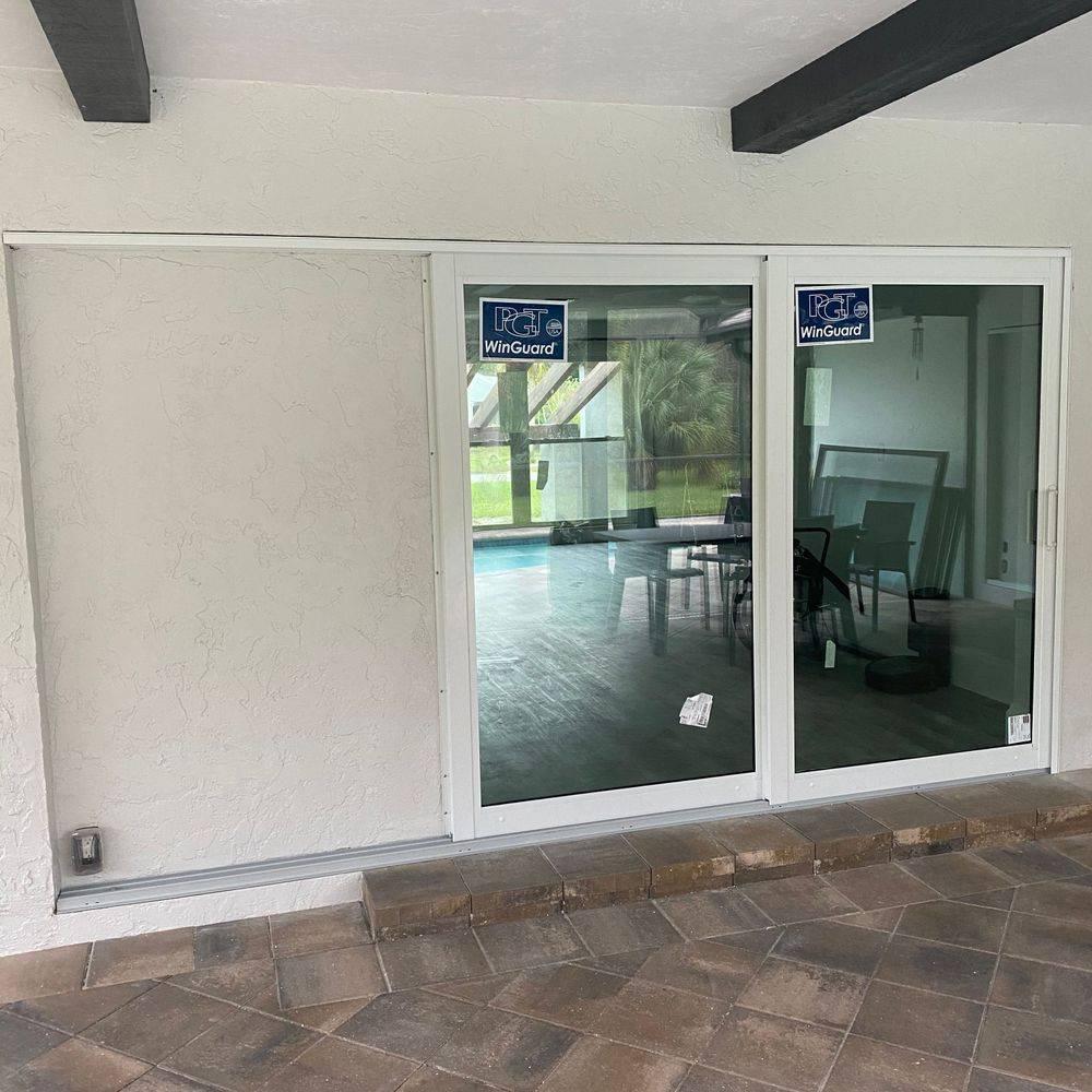 new doors, pool deck, mania