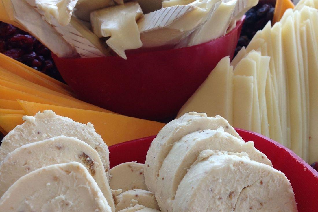 Exquisite Cheese Platter