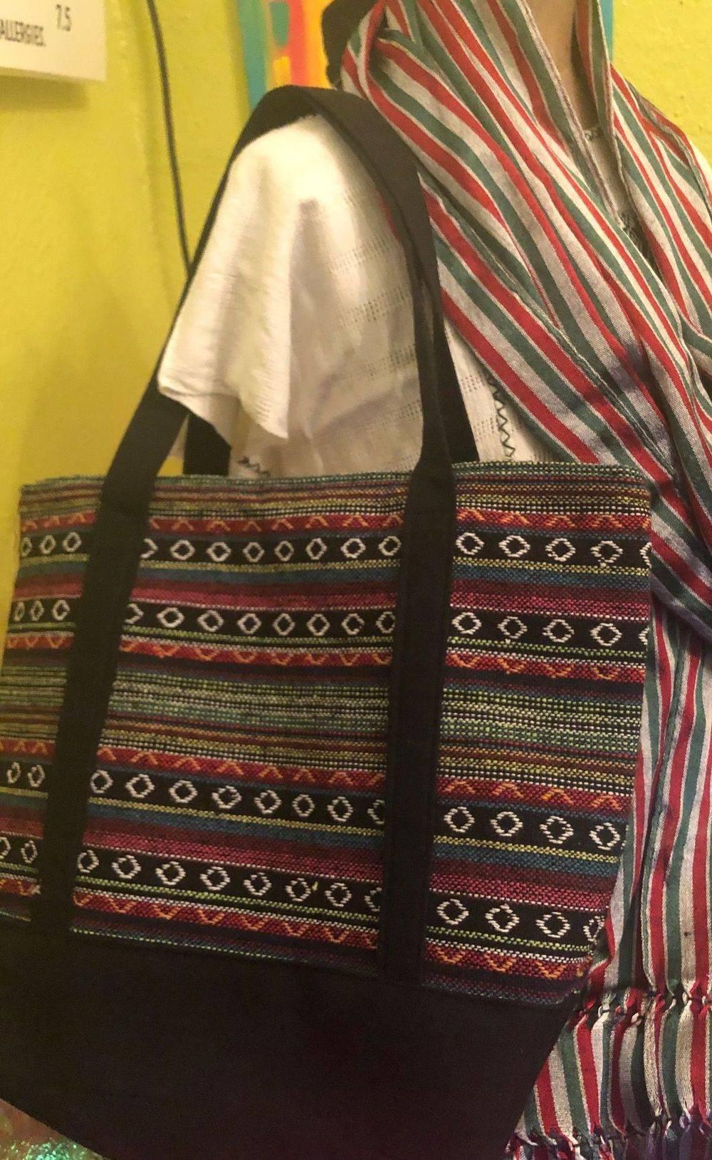 sarape bag