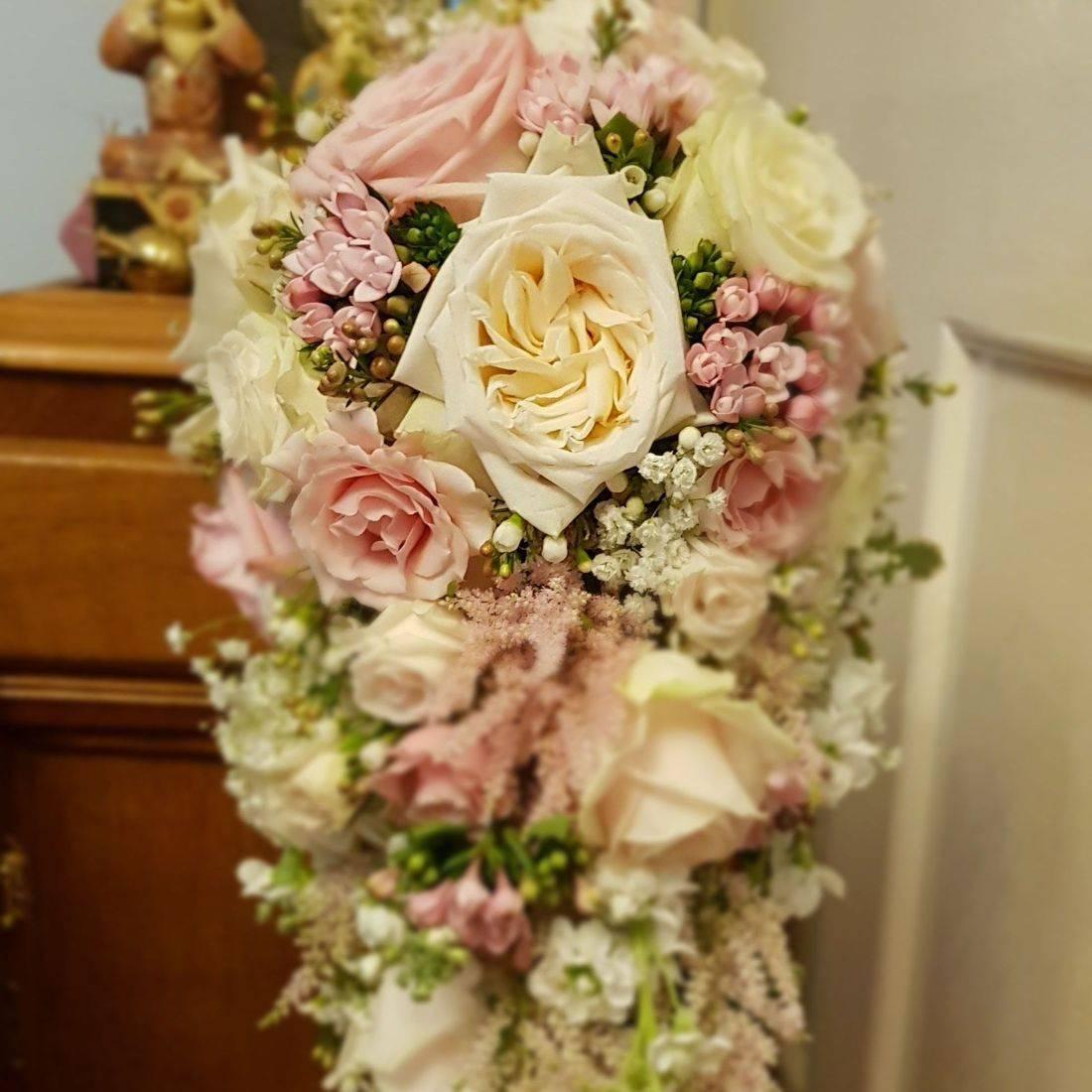 Bridle bouquet