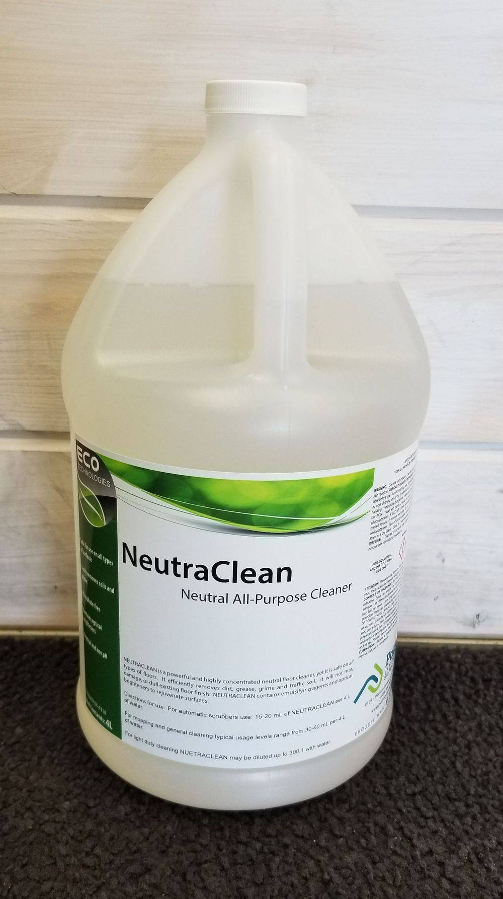 Neutra Clean All Purpose Neutral Concentrated Cleaner Floor Citrus