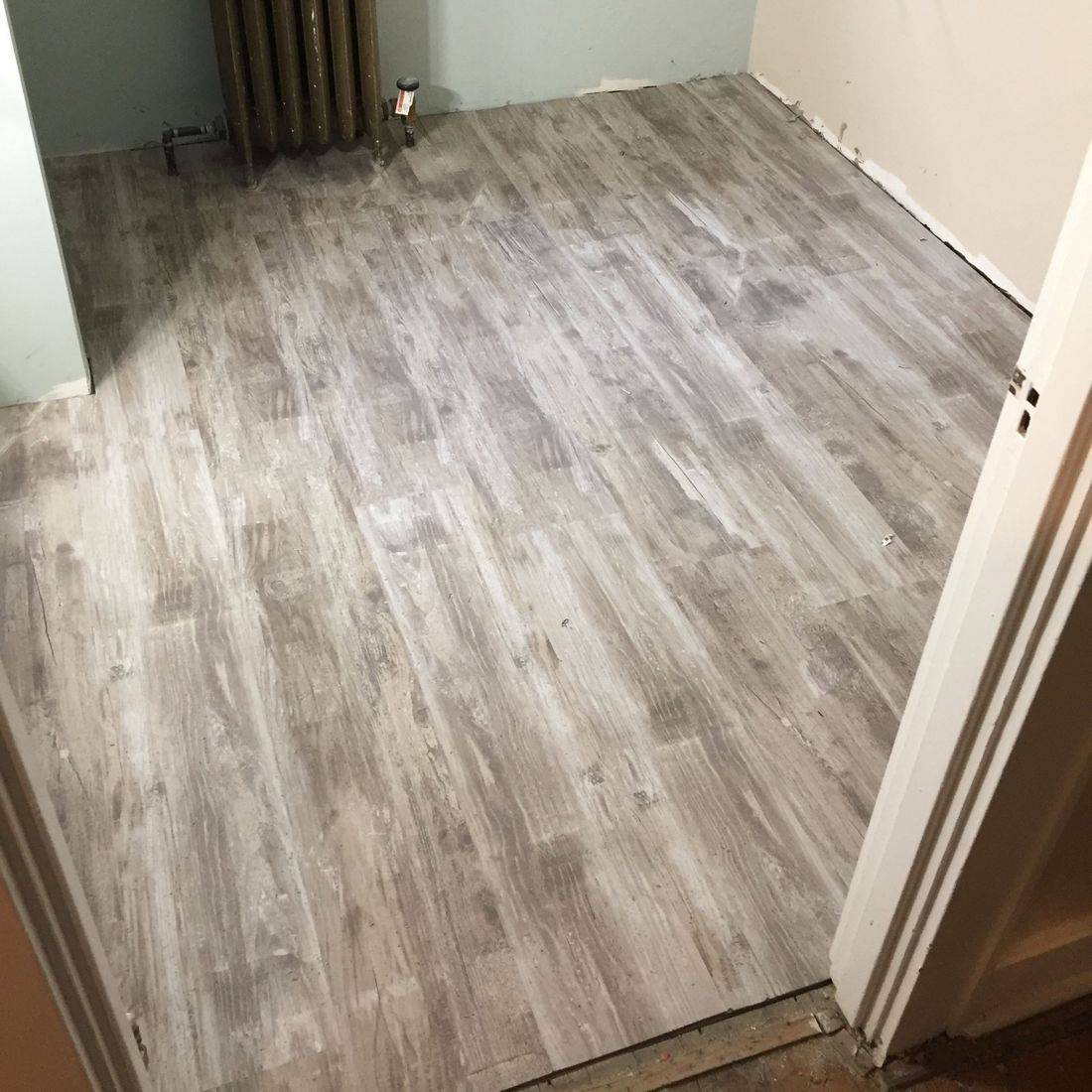 After/Finished Floor
