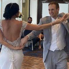 first dance lessons, tampa dance studio, wedding dance