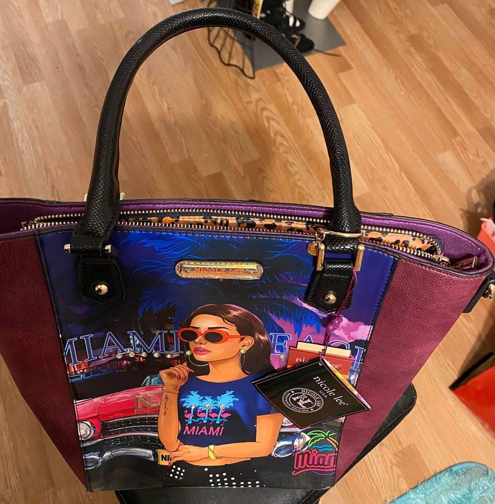 Nicole Lee Miami bag