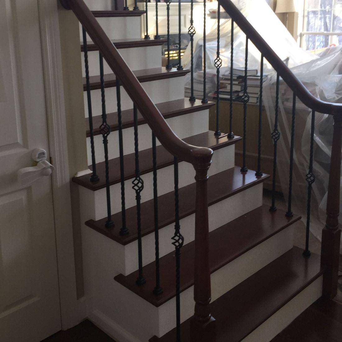 Railings and Stairs