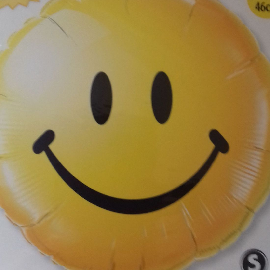 SMILEY YELLOW