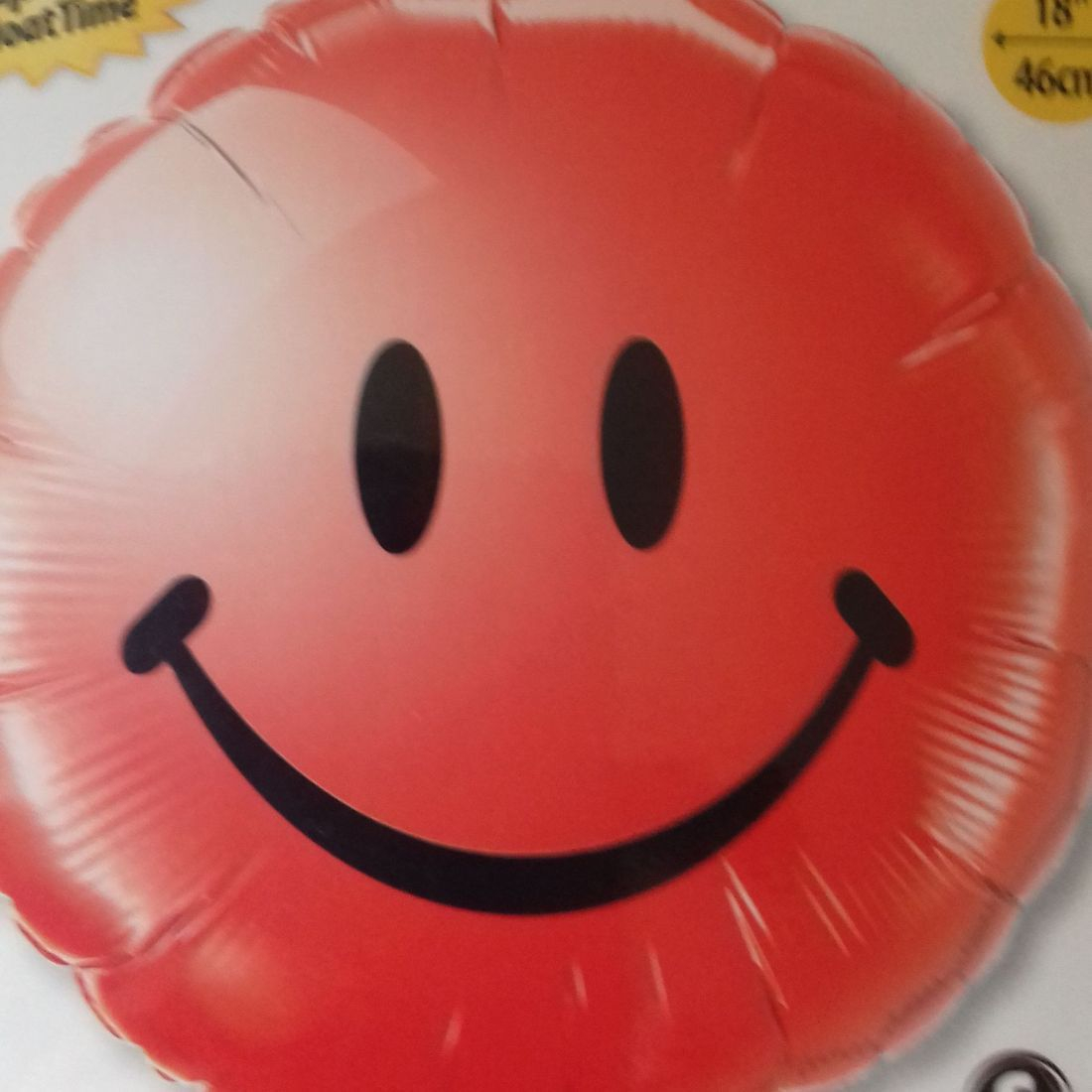 SMILEY RED