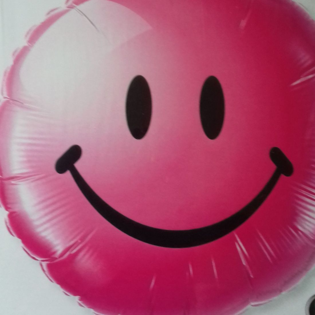 SMILEY PINK