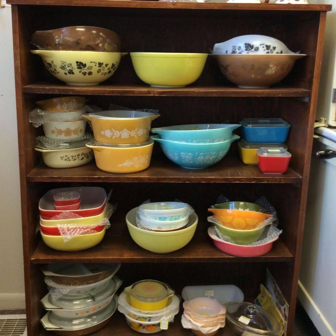 Vintage Pyrex Mixing Bowls   $7.00 - $35.00