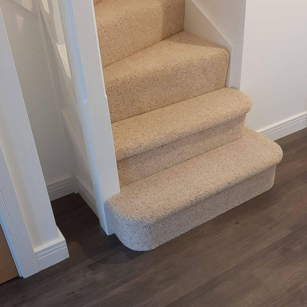 Carpet, Luxury Vinyl, Staircase,