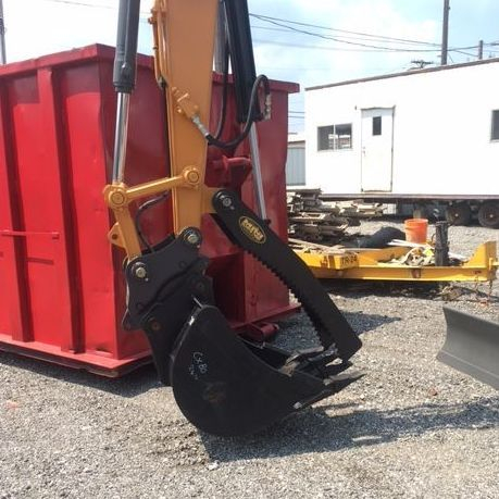 Equipment Attachments Cleveland Ohio