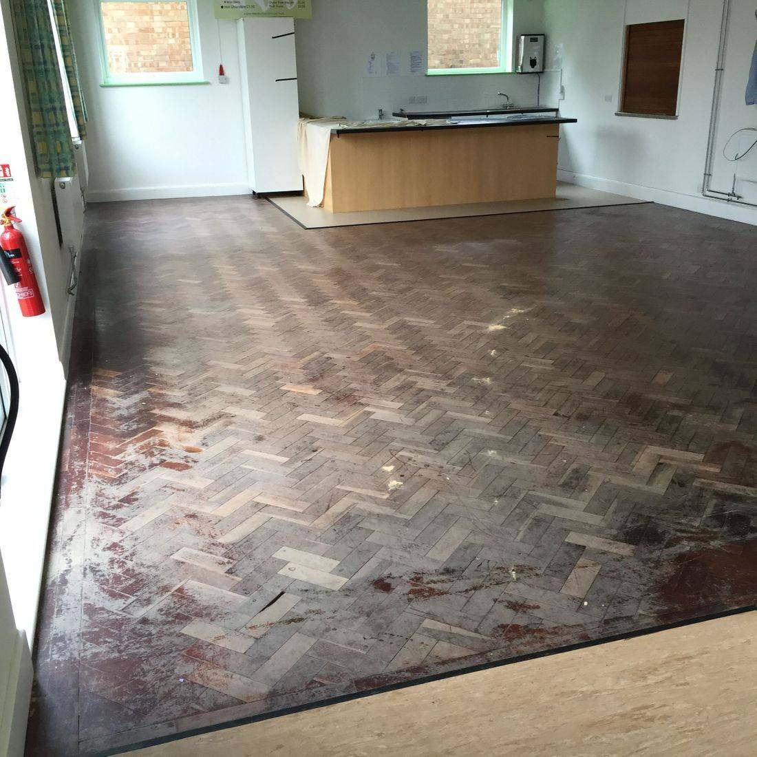 sanding floors in syston Leicester